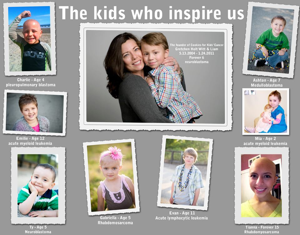 The Kids Who Inspire Us