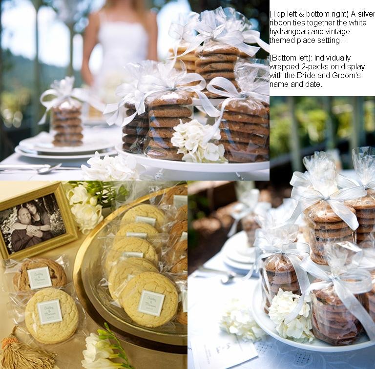 The Unique (and Delicious!) Wedding Favor