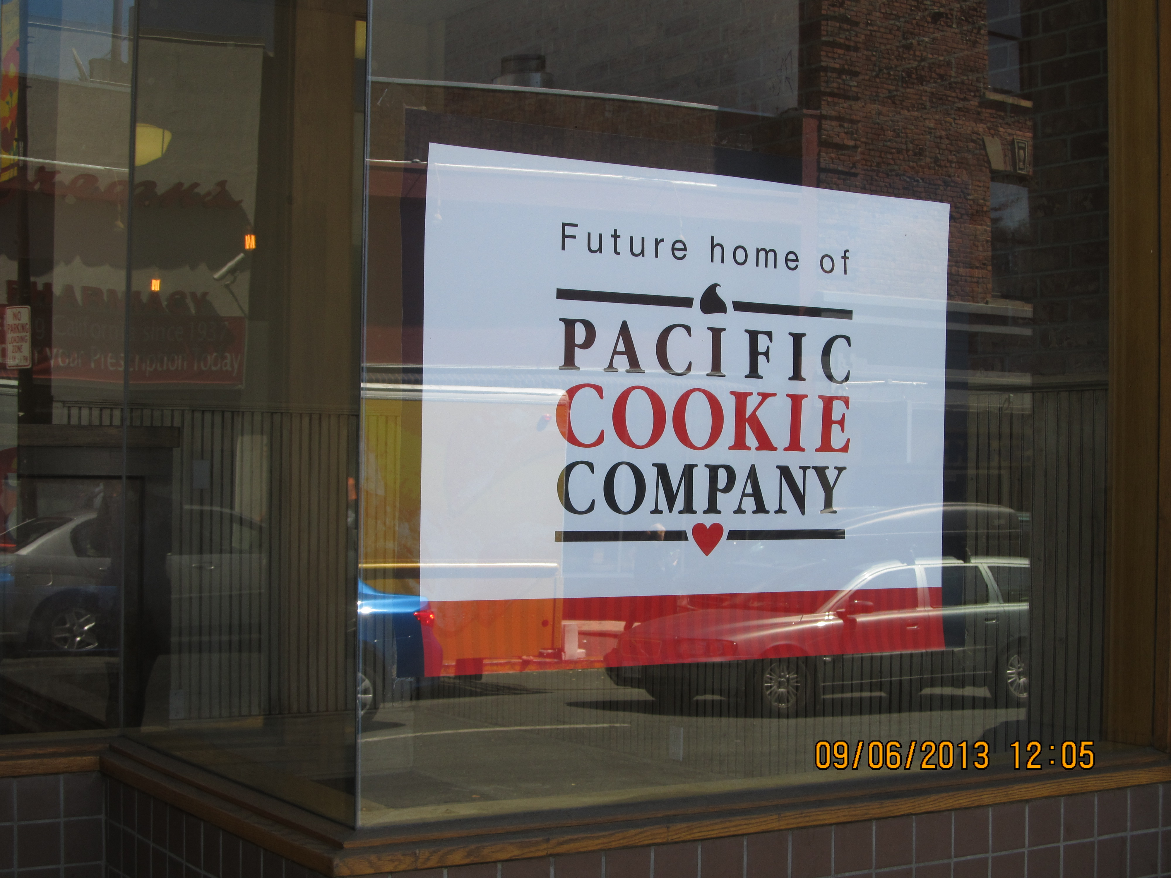 Pacific Cookie Company is Coming to Berkeley!