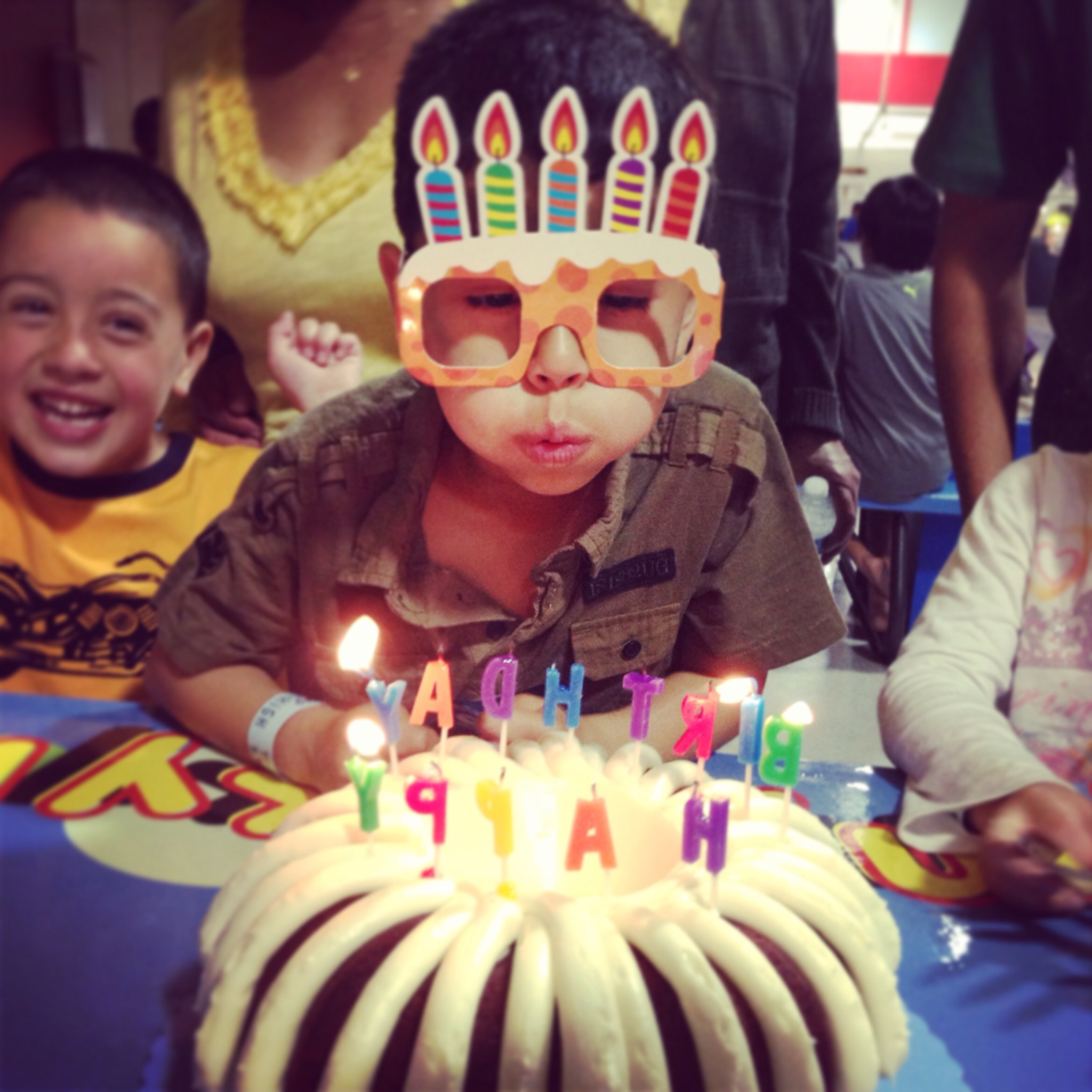 Birthday Photo Contest Roundup Vote for You Fave!!