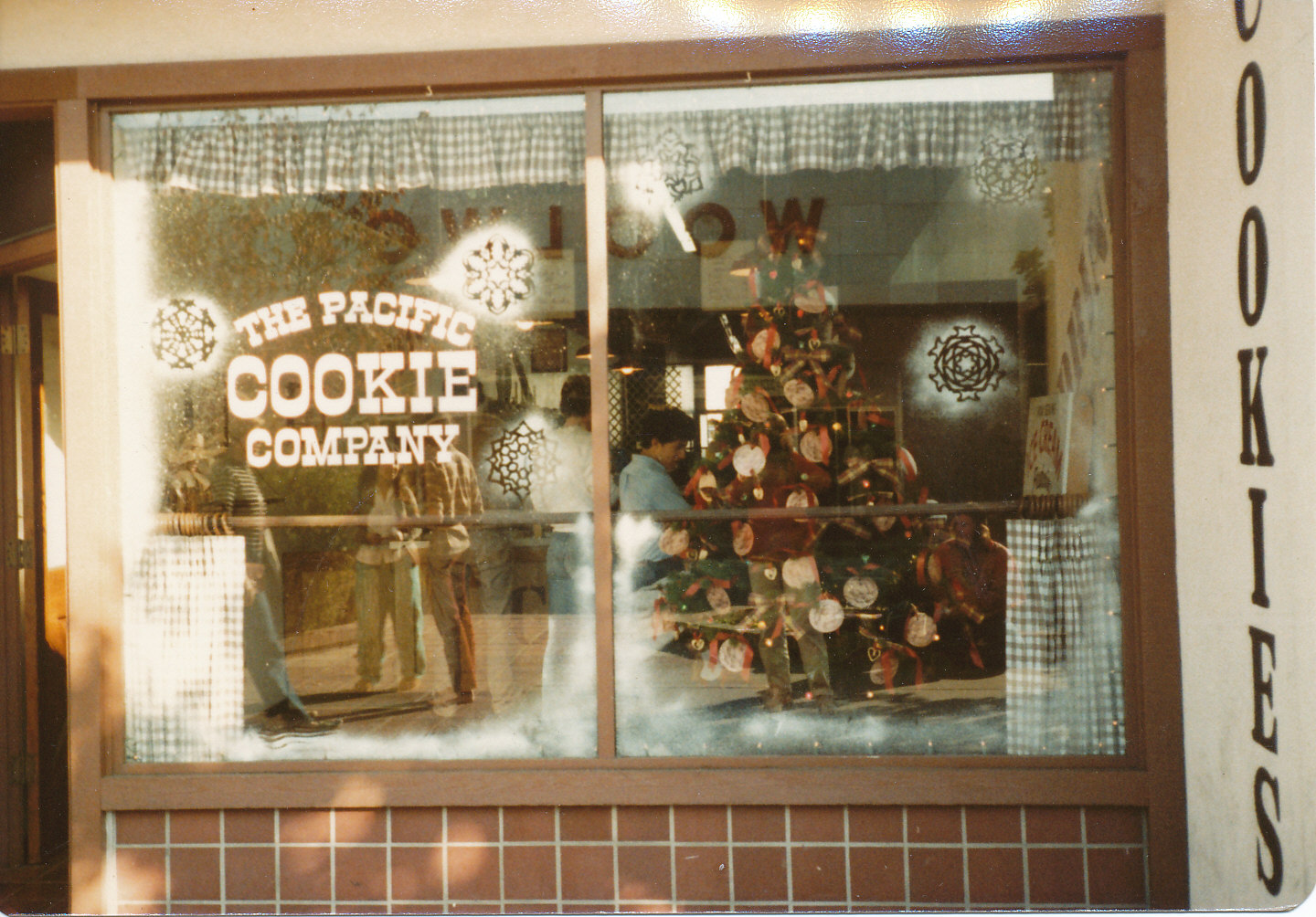 winter store front 80's