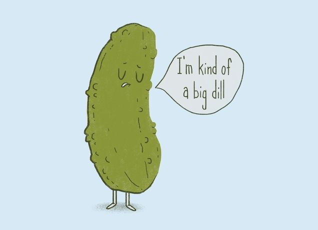National Pickle Day!