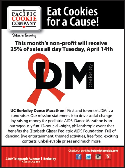Non-Profit Day: UC Berkeley Dance Marathon!