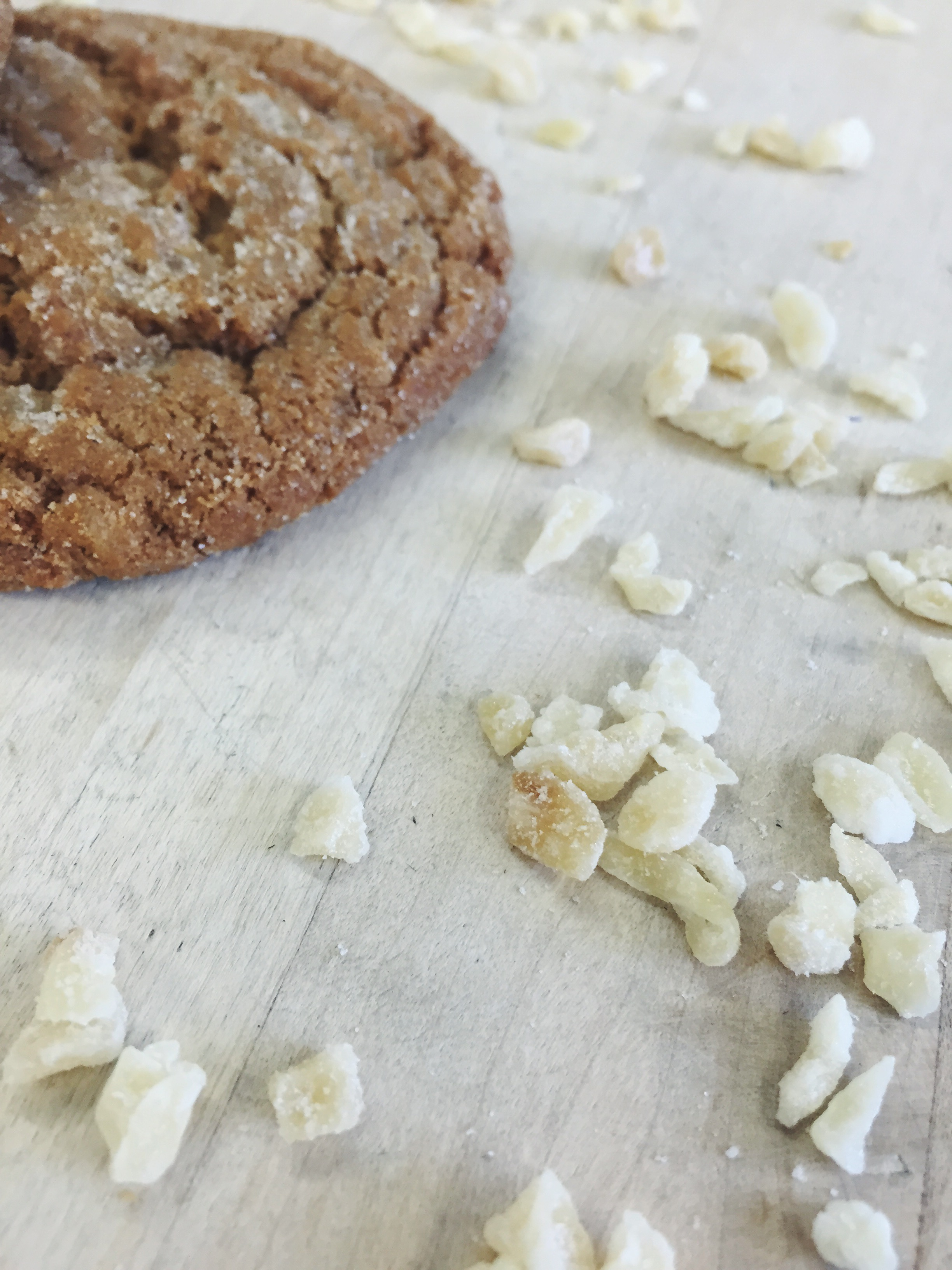 Cookie of the Week: Ginger Spice