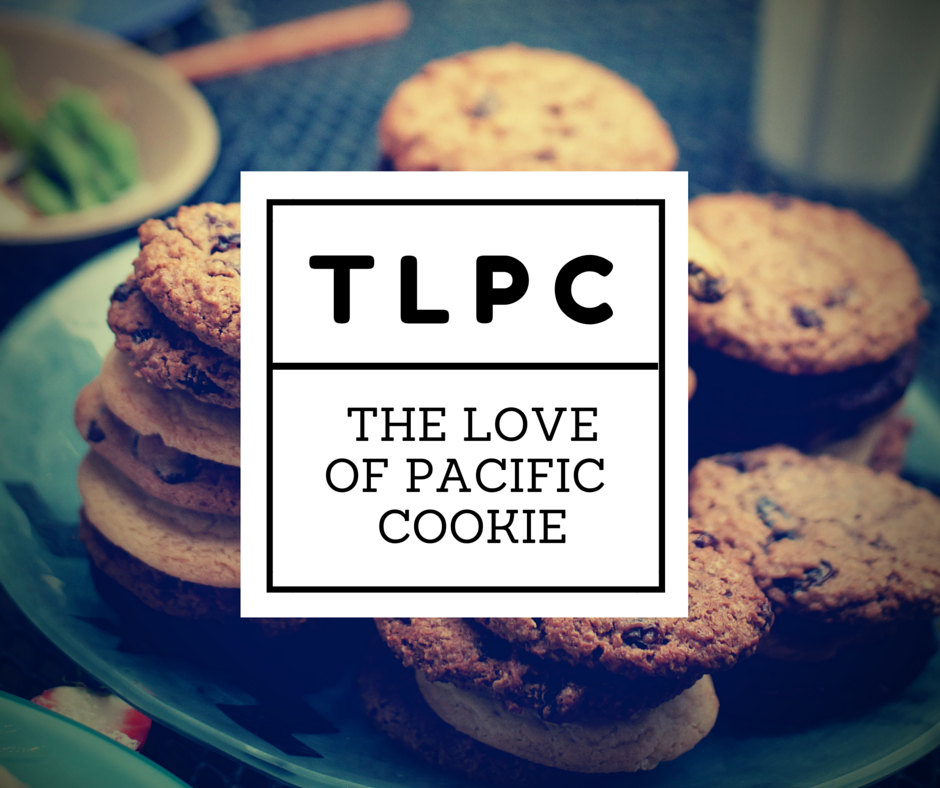 THE LOVEOF PACIFIC COOKIE