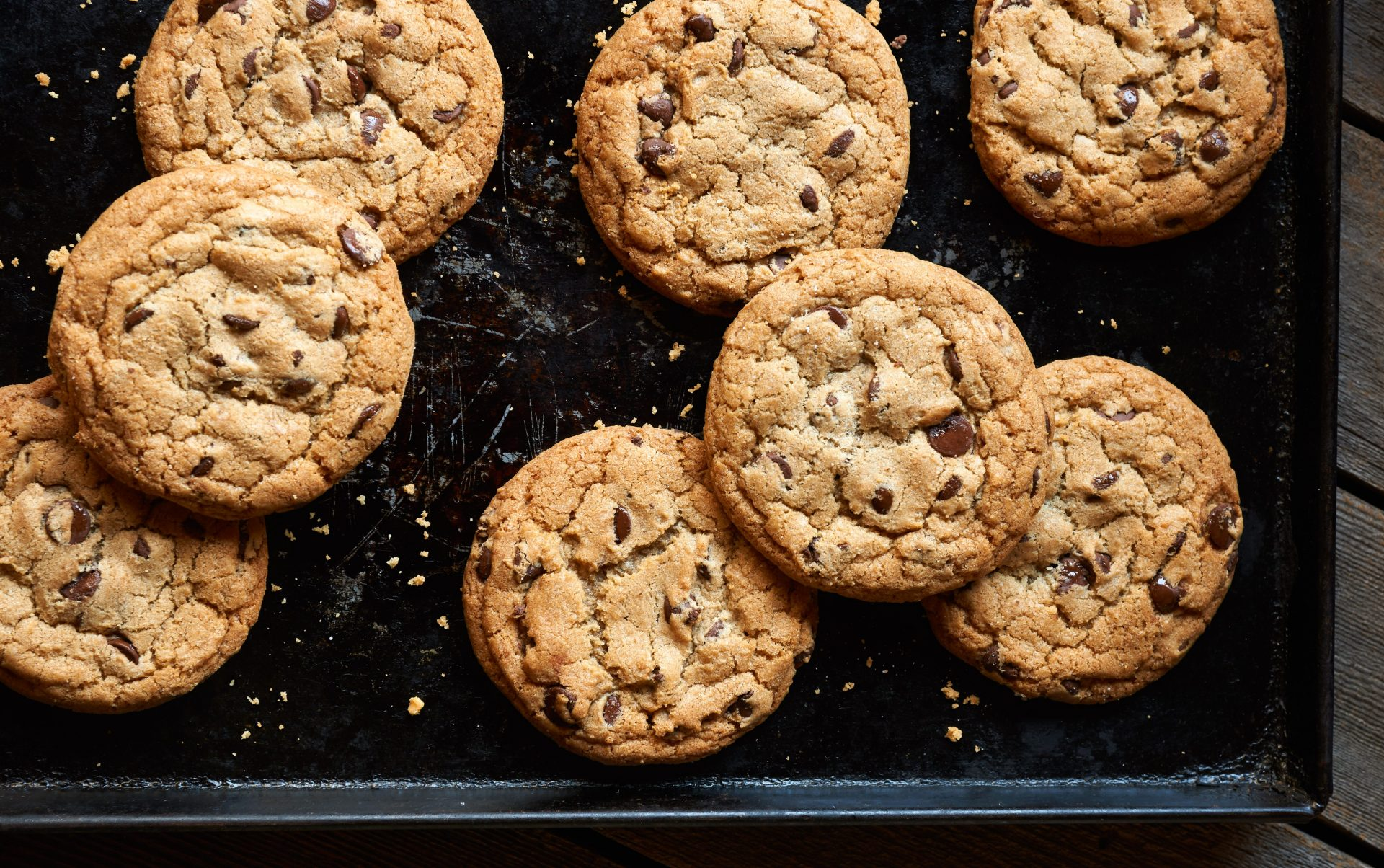 Tag: chocolate chip cookies